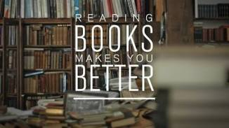 reading makes you better